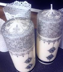 bougie hennã mariage bougie pour mariage arabe 20170906213657 tiawuk