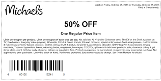 michaels black friday 40 off michaels canada coupon promo codes