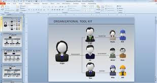 free powerpoint org chart template animated org chart powerpoint