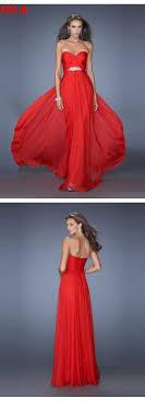 empire linie herzausschnitt bodenlang chiffon brautjungfernkleid p624 die besten 25 rotes cocktailkleid ideen auf