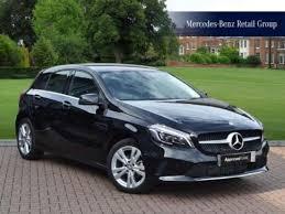 mercedes a class black 2016 mercedes a class a 180 d sport diesel black automatic ebay