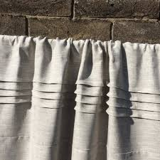 Kitchen Door Curtain by Natural Beige Linen Sidelight Kitchen Cabinet Door Curtain Linen