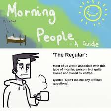 Morning People Meme - morning people by successburger meme center