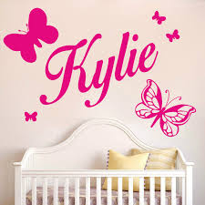 Wall Stickers For Girls Room Popular Wall Art Stickers For Girls Buy Cheap Wall Art Stickers