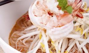 recette cuisine malaisienne recette de laksa malaisienne aux crevettes et aux légumes trucs