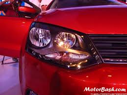 volkswagen polo headlights modified volkswagen polo tdi from elegant german beauty to a german