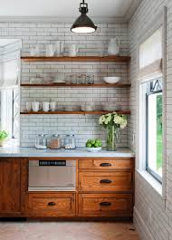 light oak kitchen cabinets modern modern kitchens with unpainted cabinets bright green door