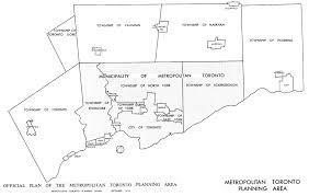 Map Of Toronto If Toronto Had