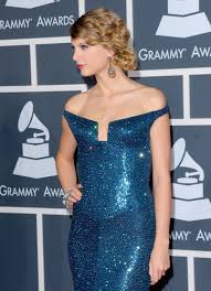 taylor swift images taylor grammy arrival blue dress wallpaper and