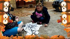 thanksgiving tie thanksgiving tie dye the tree so colorful 2016 youtube