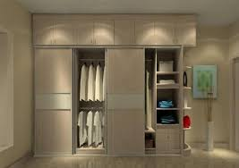 bedroom wardrobe design minimalist 3d house