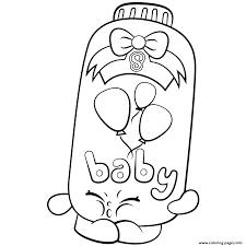 print powder baby puff shopkins season 2 coloring pages shopkins