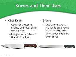 uses of kitchen knives image gallery kitchen knives and uses