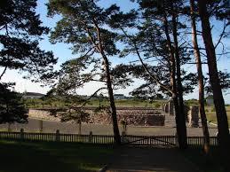 large menorah large menorah monument picture of skede dunes memorial liepaja