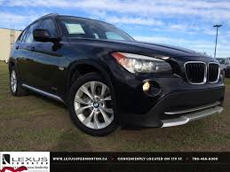 lexus pre owned qatar pre owned black 2012 bmw x1 awd 28i in depth review sherwood