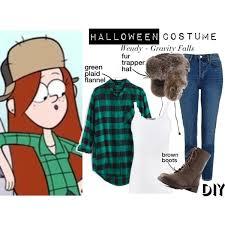 Gravity Falls Halloween Costumes Wendy Corduroy Gravity Falls Halloween Costume Idea Polyvore