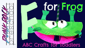 letter f for frog fun preschool crafts for kids best preschool
