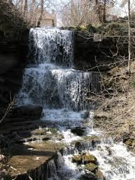 waterfalls to visit near dayton ohio