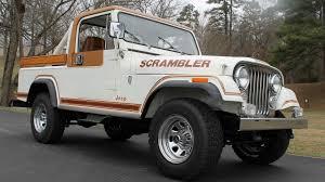 jeep scrambler hardtop 1981 amercian motors jeep cj 8 scrambler w157 indy 2016