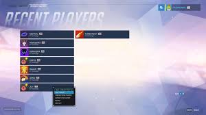 overwatch how do you become friends with someone arqade