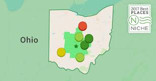 Columbus Ohio Zip Code Map by 2017 Best Columbus Area Suburbs To Live Niche