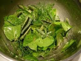 herbe cuisine cuisine facile com salade d herbe