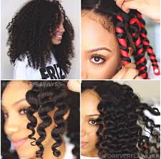 how to salvage flexi rod hairstyles video flexi rod tutorial on transitioning or relaxed hair flexi
