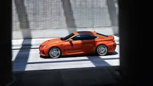 lexus rcf orange wallpaper lexus rc f sports coupé lexus uk