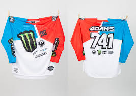 motocross jersey custom canvas mx new website and software technology transworld motocross