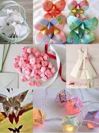 Wedding Decor Origami Wedding Decor Ideas Wedding Philippines Wedding