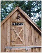 Small Barn Plans Diy Man Cave Workshop Woodshop Hobby Shop Or Backyard Studio