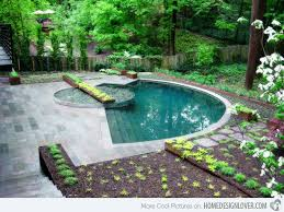 Backyard Landscaping Ideas With Pool 15 Amazing Backyard Pool Ideas Home Design Lover