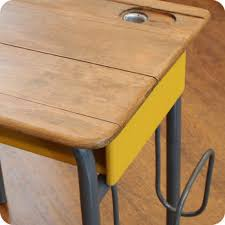 bureau d ecolier meubles vintage bureaux tables ancien bureau d écolier avec