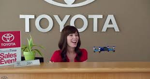 toyota commercial actress australia toyota jan 101 everything you need to know about jan from the