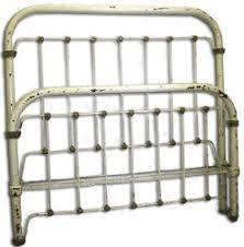 Vintage Bed Frames Vintage Iron Bed Frames Home Design Ideas