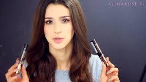 makeup mugeek vidalondon porównanie tuszy masterpiece by alina rose 2016 06 15 alina makeupbyalinna insram