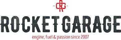 logo suzuki motor rocketgarage cafe racer magazine