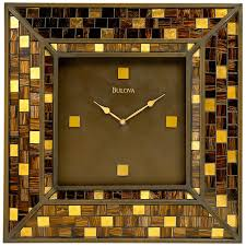 metal clock to track the time in style walmart com