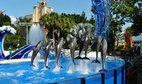 Seaworld Orlando Park Map by File Dolphins In Seaworld Orlando Panoramio Jpg Wikimedia Commons