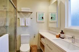 Condo Kitchen Ideas Bathroom Beach Style With Open Shelving San - Bathroom design san francisco