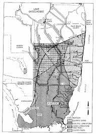 Homestead Florida Map by Sofia Wri Report 78 107 Biscayne Aquifer