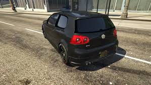 orange volkswagen gti 2006 volkswagen golf gti v add on replace gta5 mods com