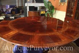84 round dining table perimeter table round dining table with perimeter leaves