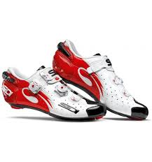 sidi wire carbon white red black road cycling shoes 2017 cycles et