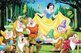 snow white dwarfs movie wallpapers wallpapersin4k net