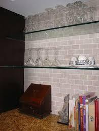 2x4 Subway Tile Backsplash by Crema Marfil Marble 2x4