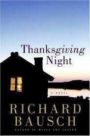 thanksgiving by richard bausch