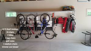 garage shelving ideas gallery omaha monkeybar storage solutions