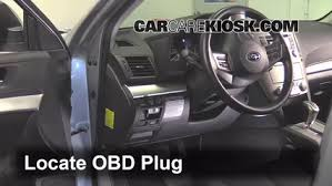 subaru outback check engine light engine light is on 2010 2014 subaru outback what to do 2012