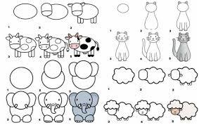 Frisuren Zeichnen Anleitung by Zeichnen Lernen Mit Anleitungen Für Kinder Witzige Figuren
